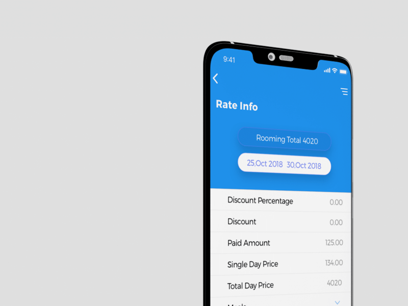Tsaheelcom Hotels Mobile App
