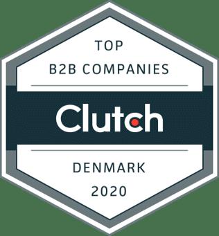 Top B2B company - Clutch