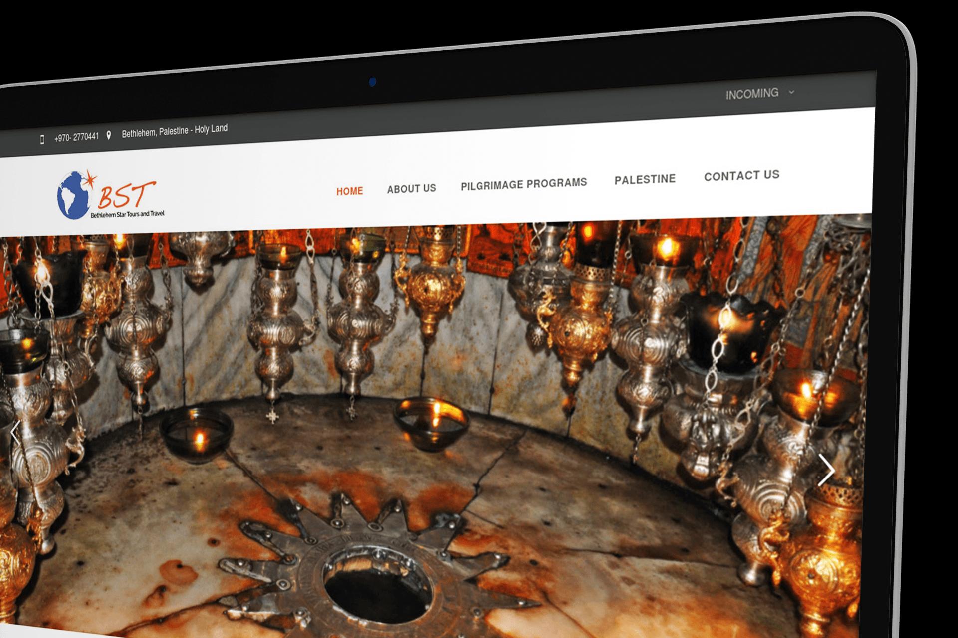 Bethlehem Star Website
